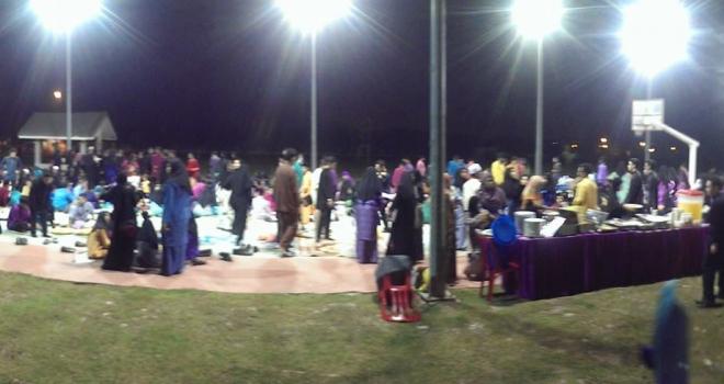 Iftar Perdana 1437